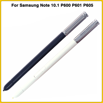 100% trabalhando p600 s caneta para samsung note 10.1 (2014 edição) p600 p601 p605 ativo caneta de toque