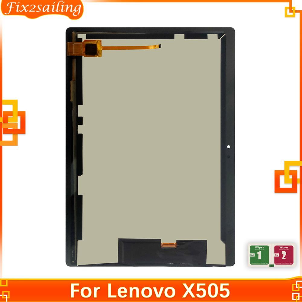 Bloc écran tactile Lcd de remplacement, 10.1 pouces, pour Lenovo Tab M10 TB-X505 TB-X505F TB-X505X TB-X505L