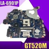 LA 6901P Laptop motherboard for Acer  5750 5750G 5755 5755G  mainboard GT520M|Motherboards| |  -