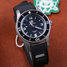 STEELDIVE 300M Dive Watch 316L Stainless Steel Automatic
