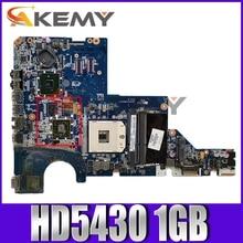 Moederbord Voor Hp G42 G62 CQ42 CQ62 Laptop Moederbord DAAX1IMB6A0 DAOAX1MB6H1 W/ HM55 HD5430 1Gb Getest Ok