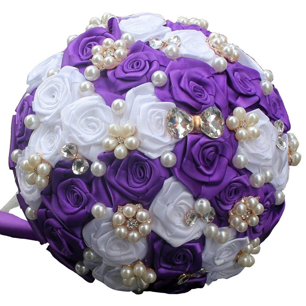 紫色+白色