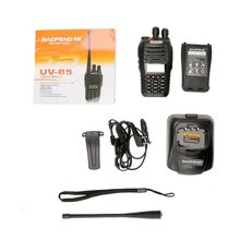 Baofeng UV-B5 Portable Walkie Talkie Dual Double Band Two Way Ham VHF UHF Radio Station Transceiver Boafeng Scanner Amador