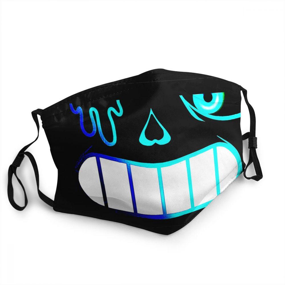 Masque Facial anti-poussière, Sans fil, pour les loisirs