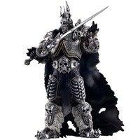 Welt von Warcraft Aktion Spielzeug Figuren Lich King-arthas Tod Ritter Sammeln Modell Puppe Spiel Figur Spielzeug für Kinder decor
