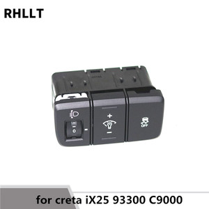 for HYUNDAI ix25 (creta) dashboard brightness switch dashboard fog lamp headlamp adjustment brightness side slip OFF(China)
