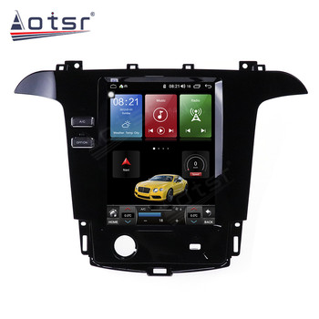 AOTSR Android 9 Car Radio For Ford Galaxy S Max SMax 2007 - 2015 S-Max Multimedia Player Auto Stereo GPS 4G Carplay AutoRadio image