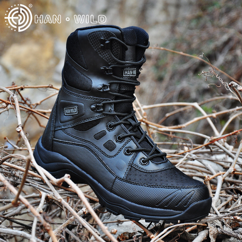 Magnum Red Spider Ultra-Light 07 Combat Boots Special Forces Combat Boots Men's Spring And Autumn Outdoor Climbing Boots Desert
