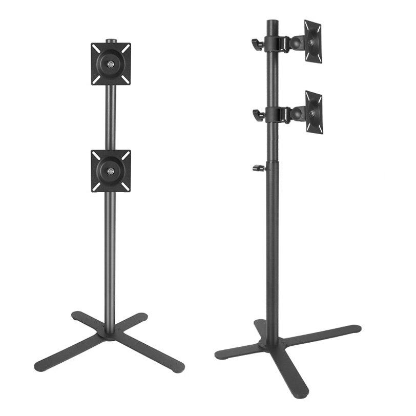 2020 DL-ST02H-D X Shape base big height adjustable160cm 150cm double 10