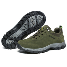 Для мужчин работы Уличная обувь, кроссовки Для мужчин обувь из сетчатого материала; нескользящая подошва-упорная Рыбалка обувь мужской пустыни ботинки для походов% 1712