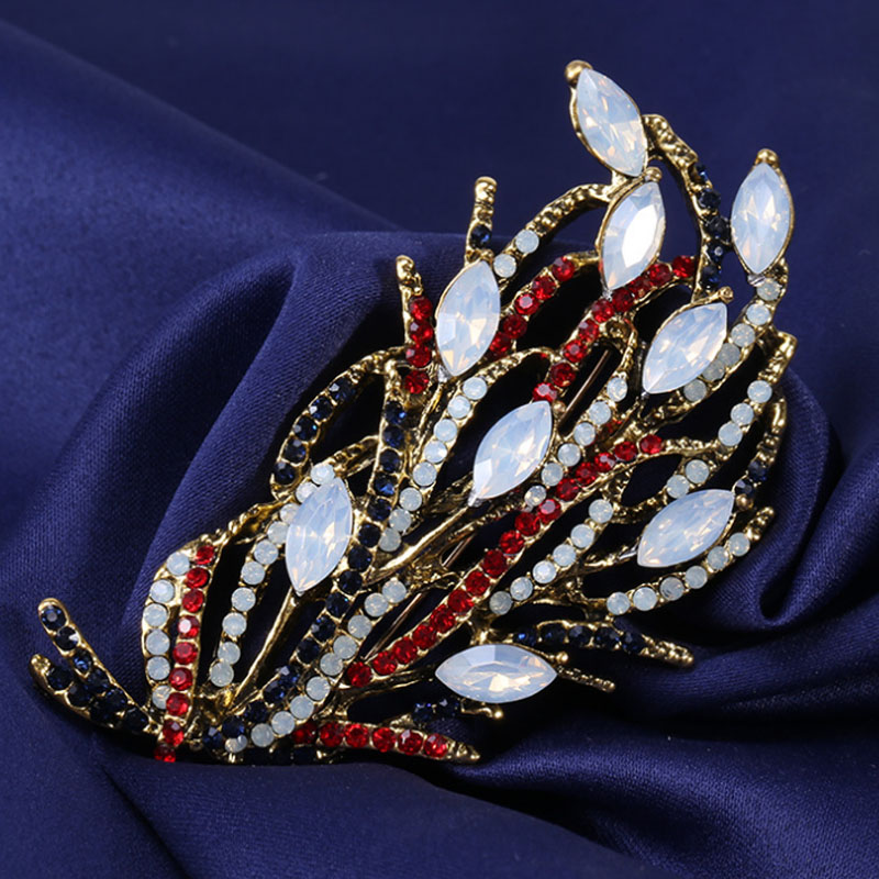 Zlx Jewelry Fashion Colorful Flower