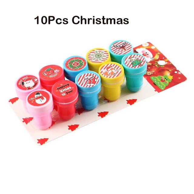10Pcs Christmas
