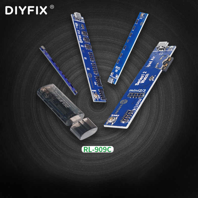 אוניברסלי טלפון סוללה טעינה מהירה והפעלה לוח USB Tester עבור iPhone iPad סמסונג xiaomi סין טלפון תיקון כלי סט