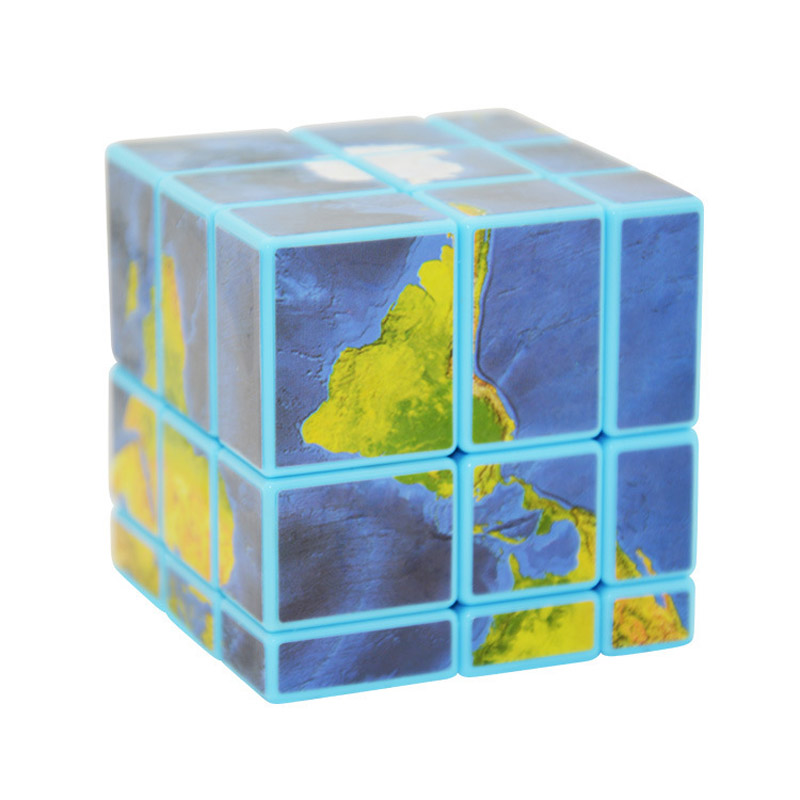 Funny Magical Mastermorphix Shape Magic Cube Puzzle Game Puzzle Toy Gift
