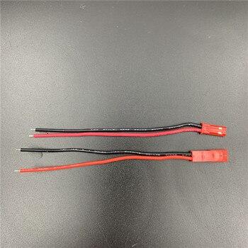 1S 22AWG 100mm JST-XH JST câble d'équilibre mâle femelle pour IMAX B6 fil connecteur câble Lipo batterie prise ligne