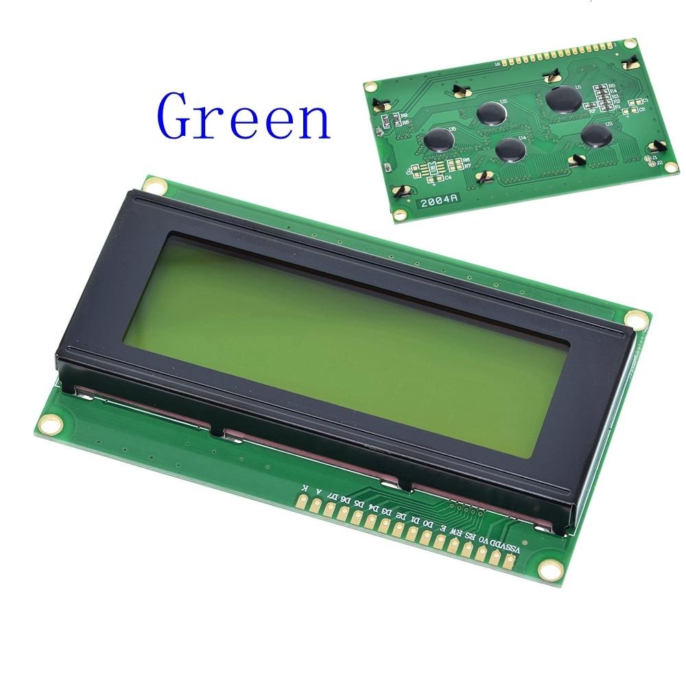 LCD2004 Green