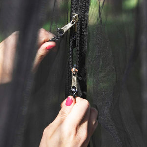 Image 2 - Hamaca de acampada hamaca hamac, 2 uds.