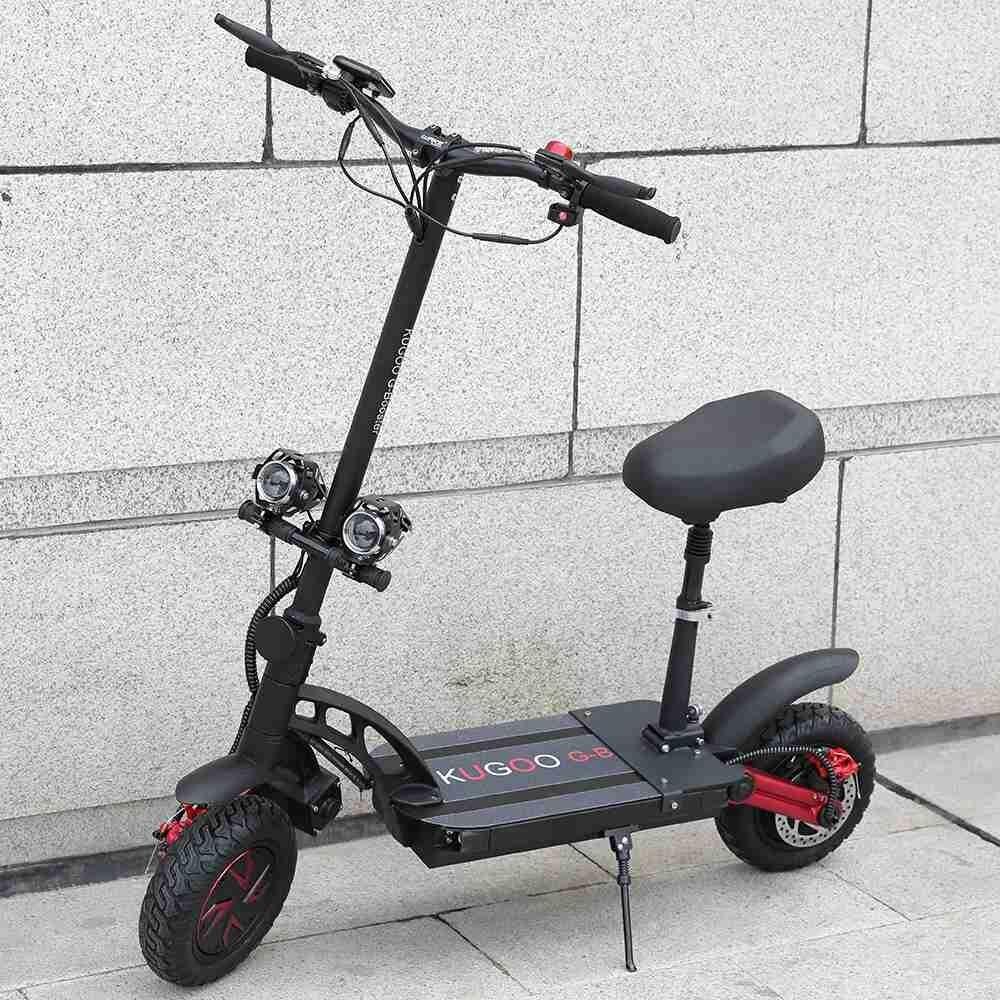 Conjunto assento Para KUGOO G-Reforço de scooter e moto Elétrica