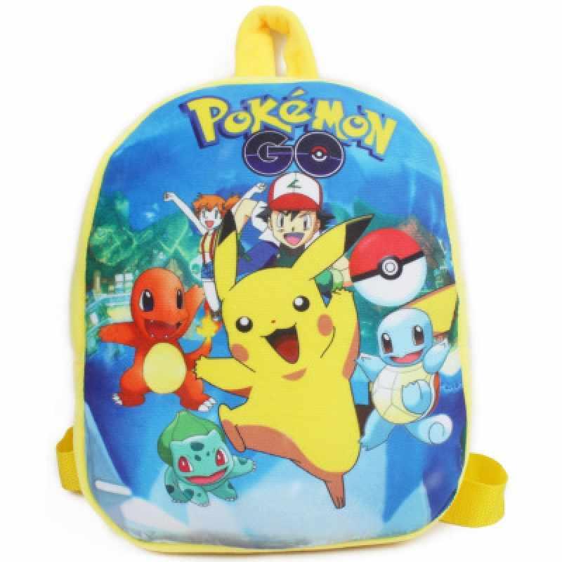 حقائب ظهر مدرسية للأطفال حقيبة مدرسية للأولاد حقيبة ظهر مدرسية لطيفة للأطفال مصنوعة من القطيفة تصلح كهدية أعياد الميلاد