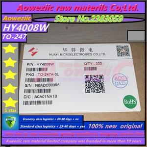 Image 5 - Aoweziic 2020 + 10 adet 20 adet 50 adet 100 adet 100% yeni orijinal HY4008 HY4008W TO 247 MOSFET enversör Ultra çip 80V 200A