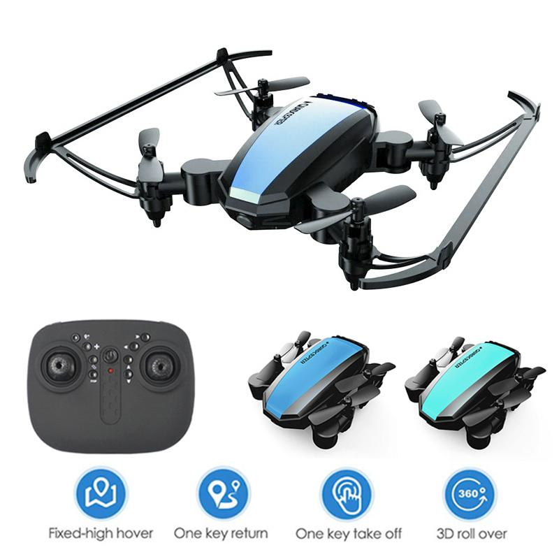 2020 NEW Global Drone GW 125 Drones for Kids Altitude Hold RC Helicopter Mini Drone Wifi FPV Quadcopter VS E58 S9W Juguetes Dron image