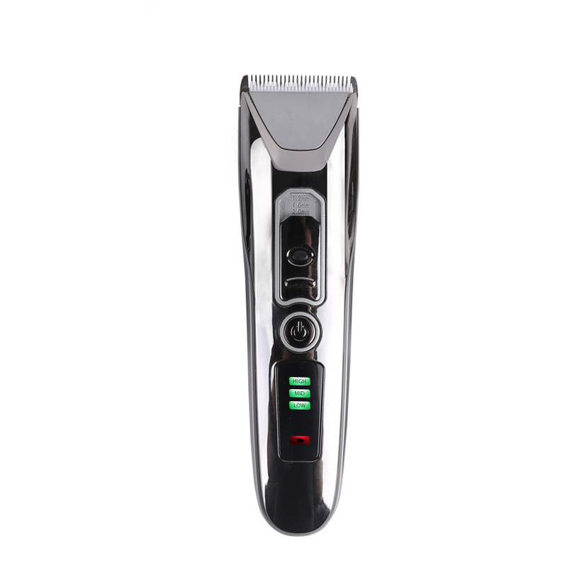 High Quality Professional Electric Trimmer Mens Fashion Waterproof One Button Switch Portable Barber Shop Home