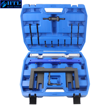 Engine Timing Tool Kit for BMW Engines Camshaft Timing Tool For N51 / N52 / N53 / N54 engine timing tool kit for bmw n47 n47s n57 crank balancer shaft chain driven timing tool all diesel engines