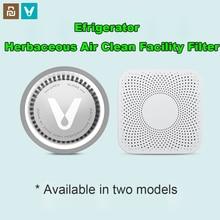 Youpin VIOMI VF 2CB مربع أبيض المطبخ الثلاجة لتنقية الهواء المنزلية الأوزون تعقيم جهاز مزيل الرائحة نكهة فلتر الأساسية