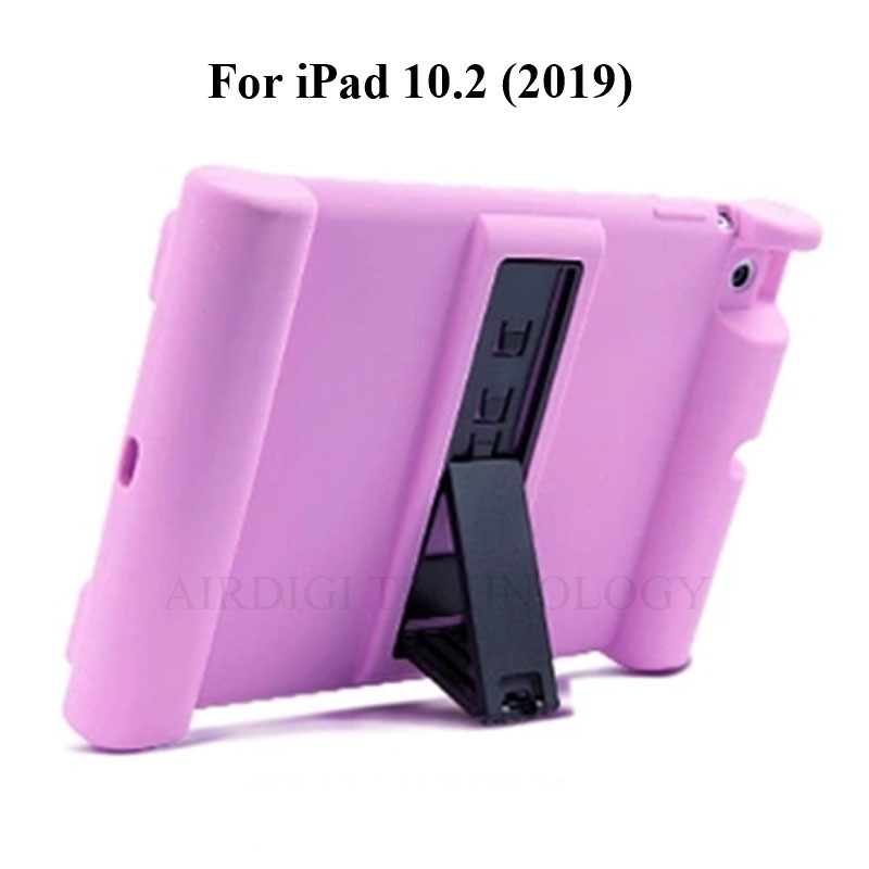 Soft A2200 Silicone for A2428 iPad A2270 A2197 Shockproof A2198 Case Cover 10.2 Kickstand