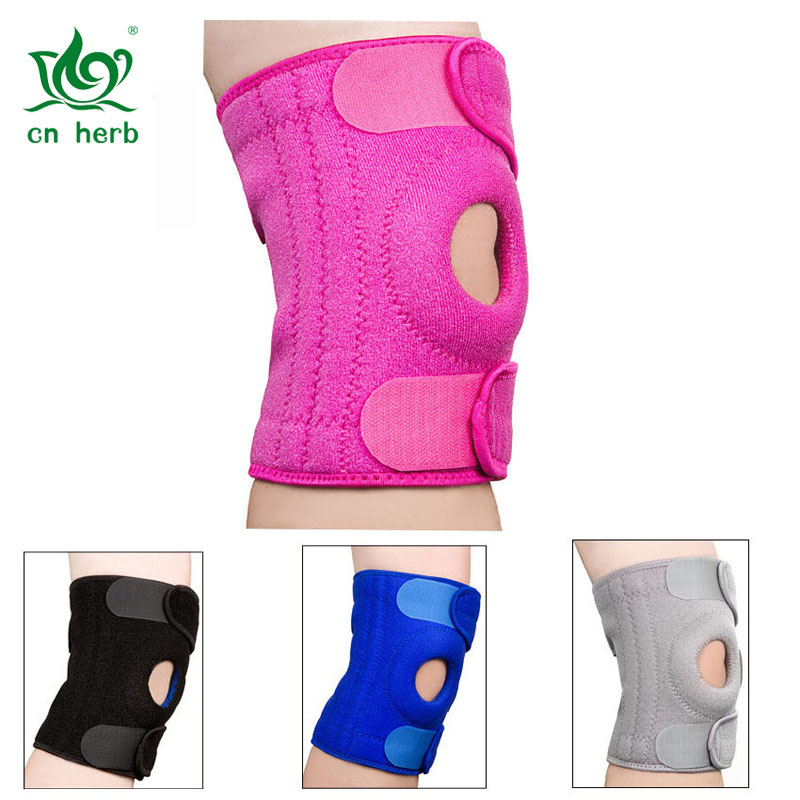 Cn Herb 2 pcs outdoor sports knee climbing, bike fitness basketball hip slip