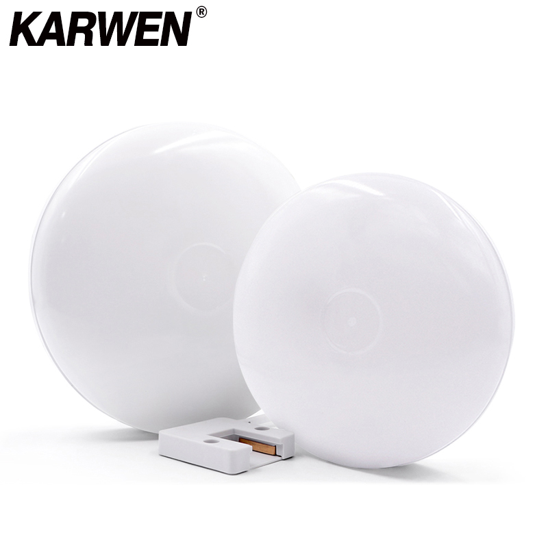 KARWEN LED Panel Lamp Ceiling Light 9W 13W 18W 24W 36W Surface Mount Down Light AC 85-265V Lampada Led Lamp For Home Decor Light