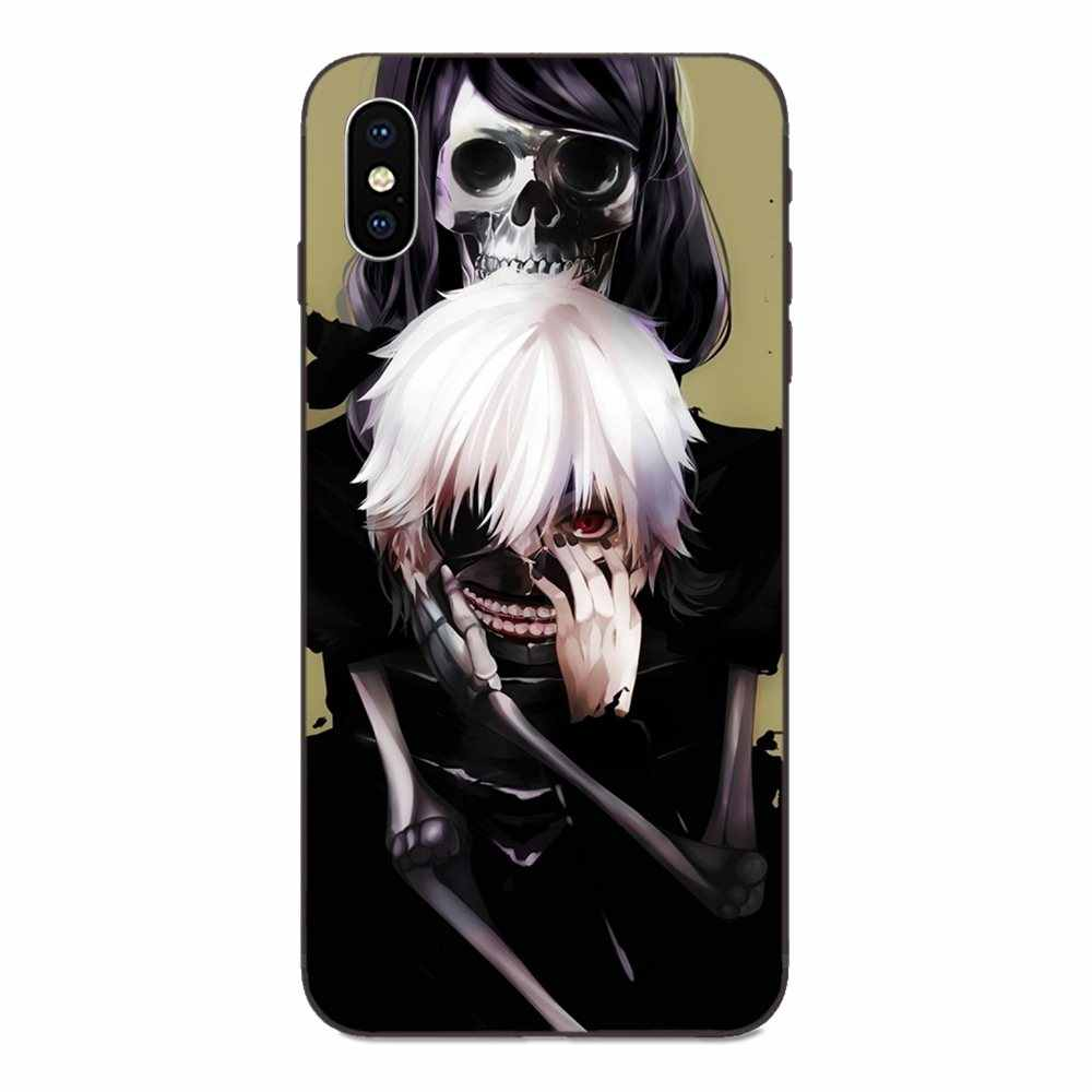 What's 1000 Minus 7 Tokyo Ghoul For Huawei Mate 9 10 20 P8 P9 P10 P20 P30 Lite Mini Play Pro P smart Plus Z 2017 2019
