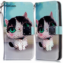 5 Card Slot Flip Wallet Case Book For carcaso Samsung S9 Plus Mobile Phone sFor Etui Samsung Galaxy etui S9+ Transparent Cases(China)