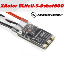 HOBBYWING XRotor BLHeli-S-Dshot600 30A Four-axis multi-axis ESC Crossing machine MINI ESC racerstar shot30a esc 30a 30amp 3 6s 4 in 1 blheli s bb2 dshot600 integrated current voltage sensor for rc racing drone dron