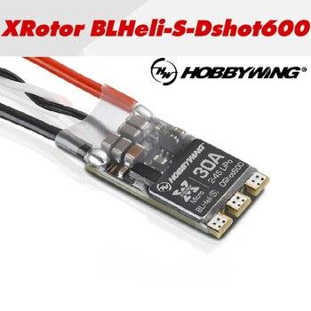 HOBBYWING XRotor BLHeli-S-Dshot600 30A Four-axis multi-axis ESC Crossing machine MINI ESC ldarc kingkong 20 20mm 2 layer kk flytower 12a 20a blheli s esc