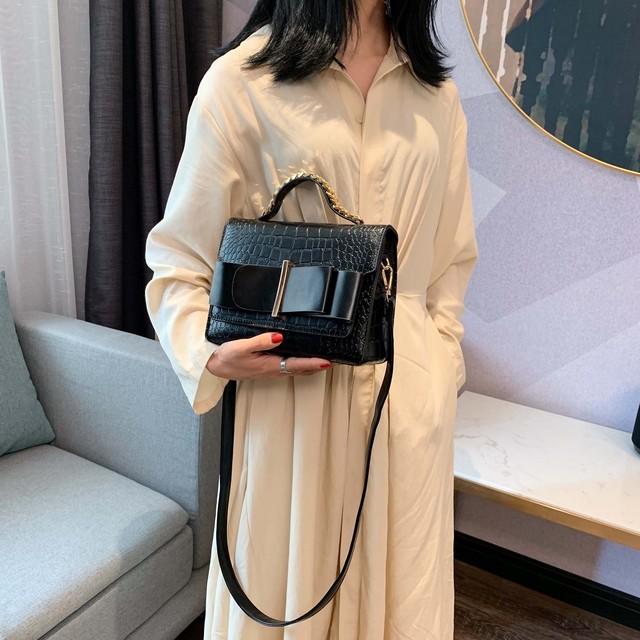 Stone Pattern Quality Crossbody Bags For Women 2019 Small Tote Handbags Lady Travel Female Brand Shoulder Messenger Bag