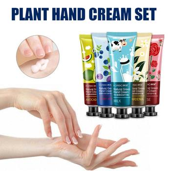 1pcs Magic moisturizing plant extract fragrance hand cream lotion hand massage repair anti-cracking nutritive hand care TSLM1