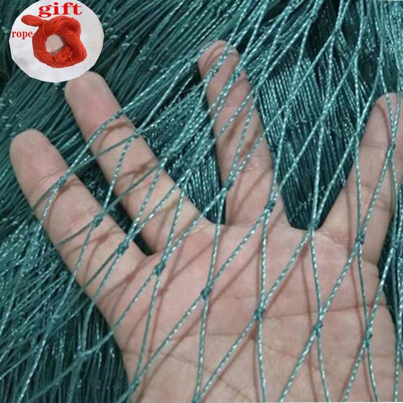 18-vertentes resistente anti pássaro rede cervos cerca de jardim cerca e culturas de proteção esgrima malha anti pássaro cervos gato cão galinha rede