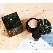 BB crème à coussin d'air tête de champignon CC, fond de teint hydratant, maquillage éclaircissant naturel