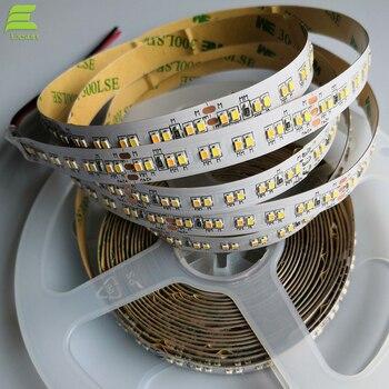 Tira de luz LED CRI 2216 CRI 90 CRI 96 y CRI 98 blanco cálido + tira de luz blanca fría Flexible