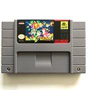 Siêu Bomberman 3 16 Bit Game Cartidge Phiên Bản Hoa Kỳ