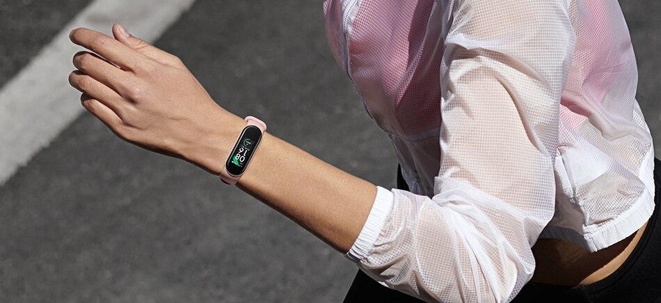 Xiaomi mi band 5 | Buy Now