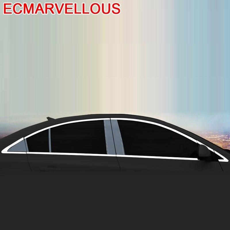 Ciała okno samochodów zmodyfikowany chromu dekoracja samochodu jasne cekiny 09 10 11 12 13 14 15 16 17 dla Chevrolet Cruze