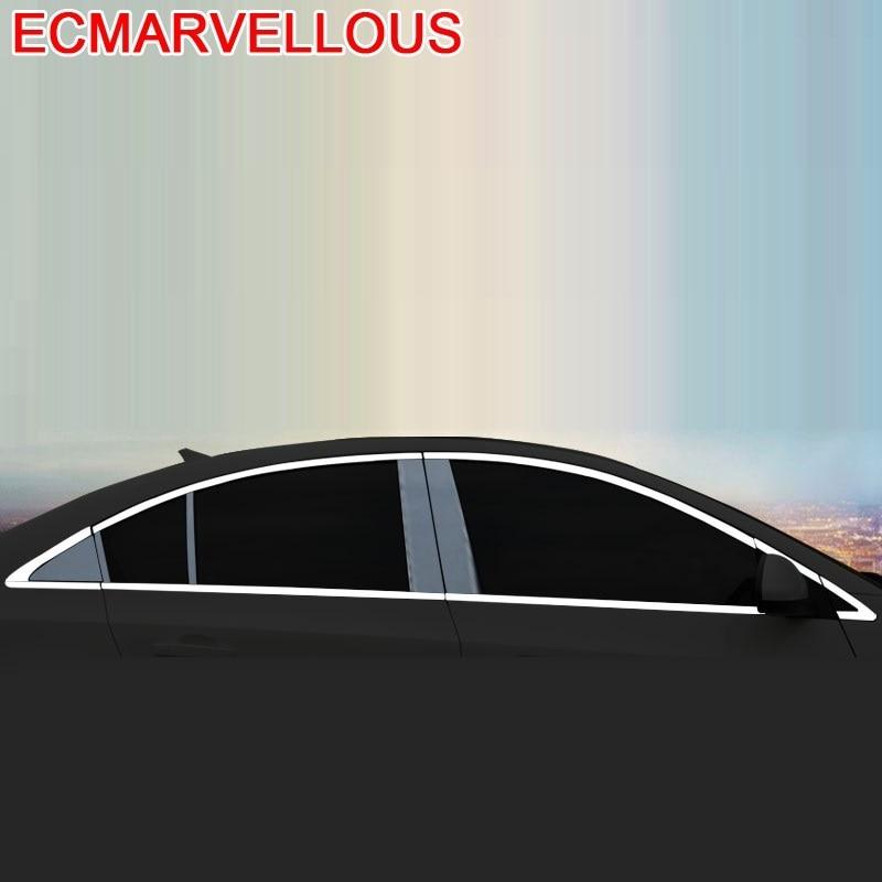 Corpo da janela automóvel modificado cromo estilo do carro decoração brilhante lantejoulas 09 10 11 12 13 14 15 16 17 para chevrolet cruze