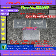 Aoweziic 100% nuevo original K9F1G08U0E SCB0 K9F1G08UOE SCBO K9F1G08U0E TSOP48 chip de memoria (suministro del producto original)