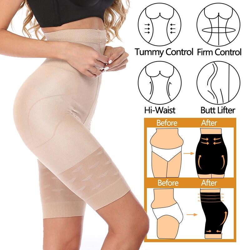 Women Hot Slimming Tummy Control Panties Briefs Shapewear Underwear Body Shaper