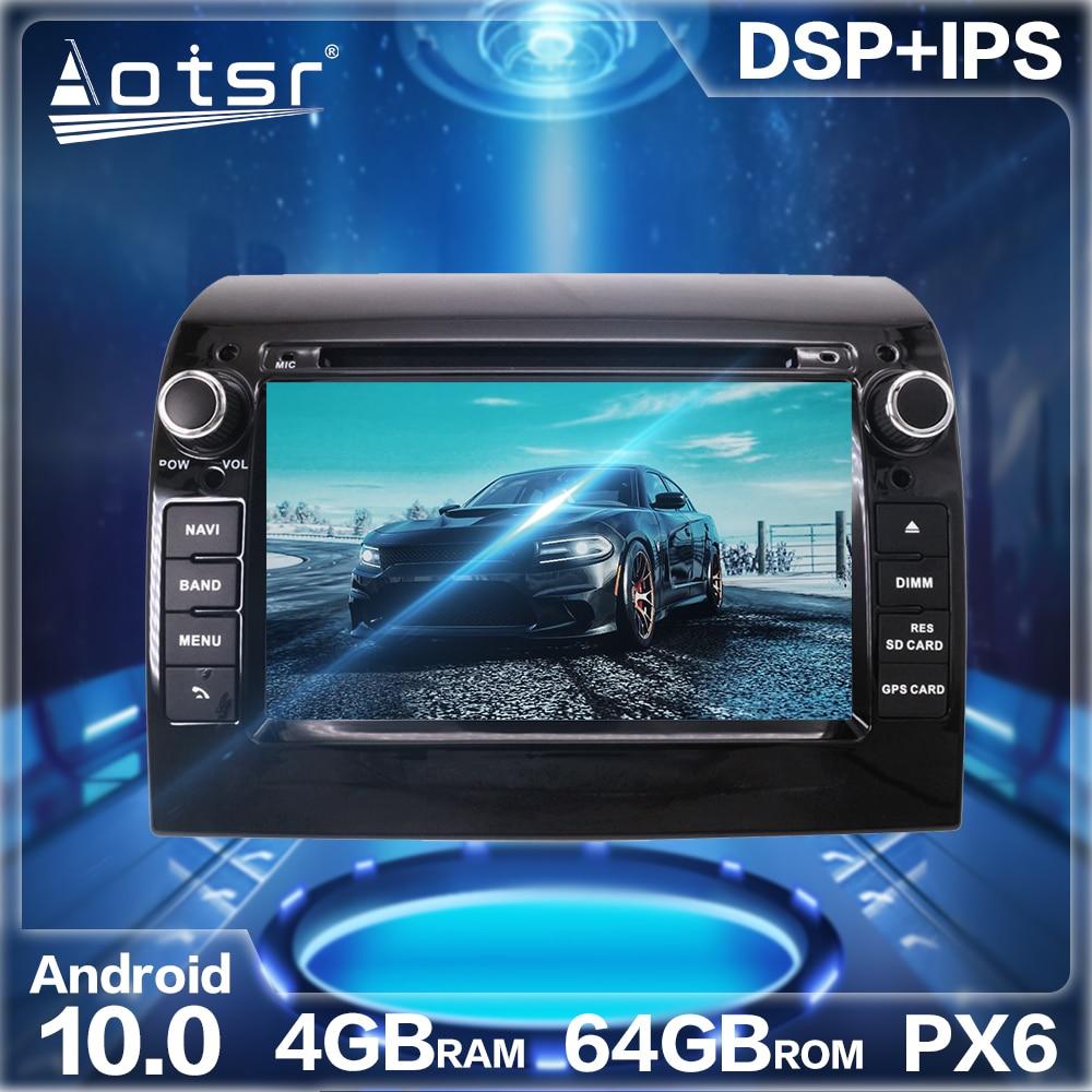 Android 10 Auto-Radio-Player GPS Navigation DSP Wireless Carplay Für Fiat Ducato 2006-2019 Auto Auto Stereo HD multimedia Steuergerät