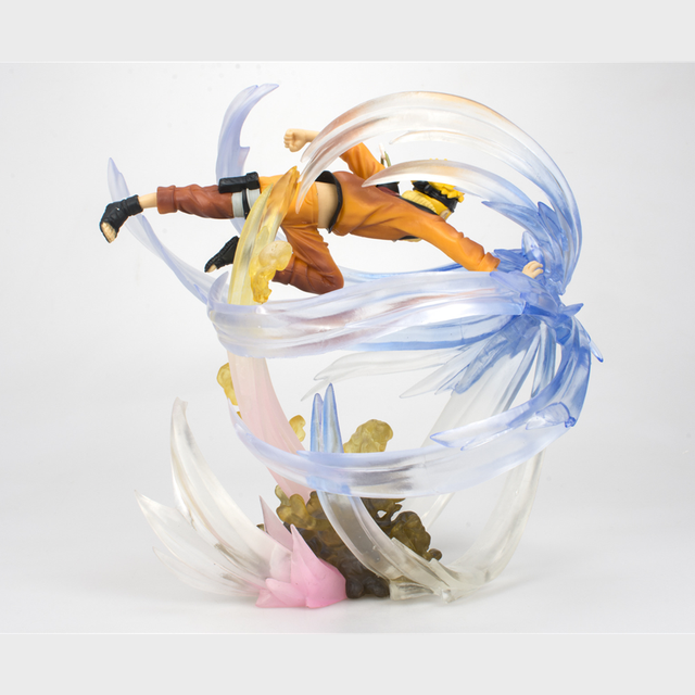 나루토 애니메이션 우즈 마키 나루토 본드 관계 액션 피규어 Shippuden PVC Ver 모델 장난감 Figma Hyuga Hinata Collector Decoration Doll