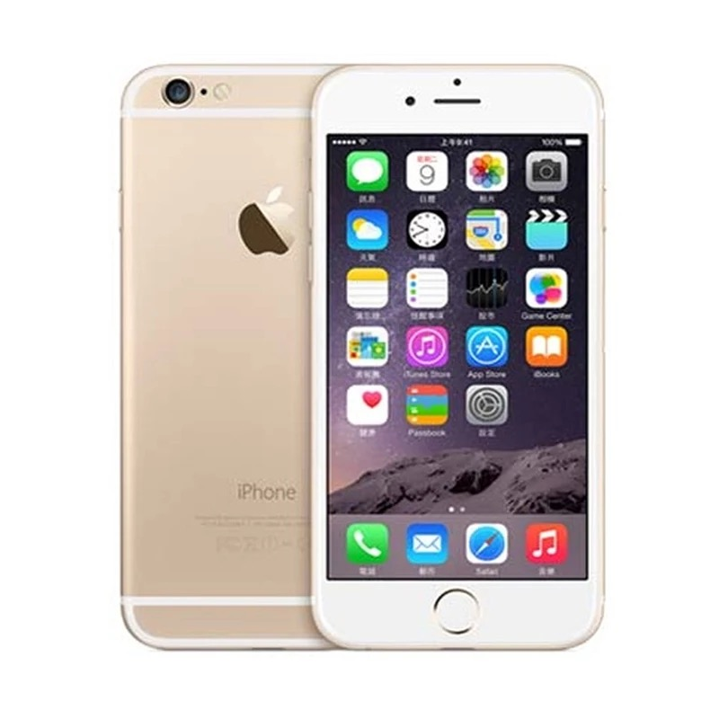 Unlocked Original Apple iPhone 6 1GB RAM 4.7 inch IOS 1.4GHz 16/64/128GB ROM 3G WCDMA 4G LTE Used Mobile phone
