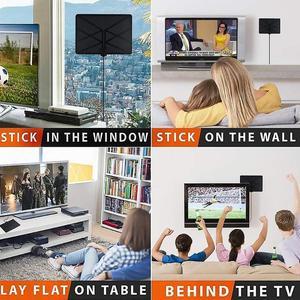 Image 4 - 960 Milesทีวีในร่มAmplifiedเสาอากาศดิจิตอลHDTV 4K HD DVB T Freeview TVสำหรับท้องถิ่นช่องBroadcastบ้านโทรทัศน์